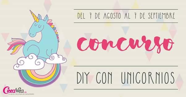 Concurso - DIY unicornios