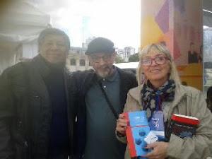 Lanzamiento del nuevo libro en la Feria del Libro