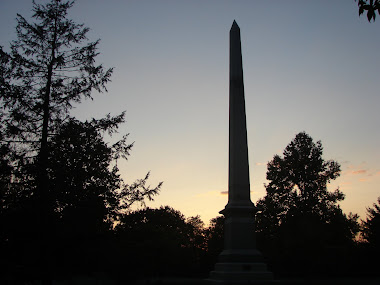 Philadelphia Brigade Monument at Antietam