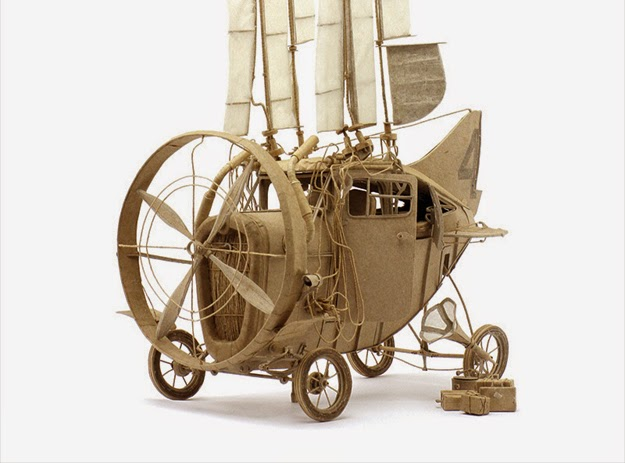 http://www.psfk.com/2014/08/steampunk-flying-machines-cardboard-creations.html#!bLSoey
