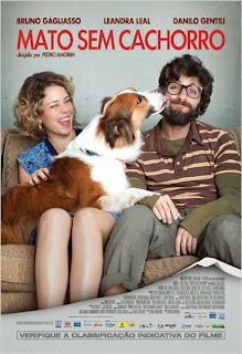 "Poster do filme ""Mato Sem Cachorro"""
