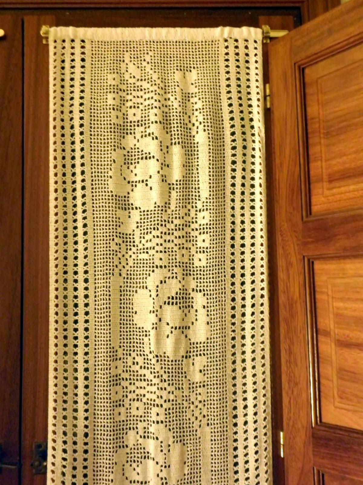 Visillos rusticos imagui for Visillos para salon rustico
