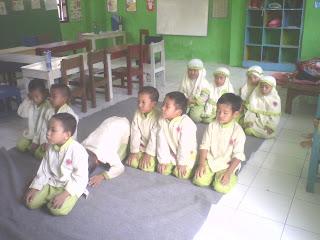 Contoh Kegiatan Pembelajaran Taman Kanak-kanak