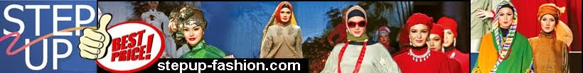 STEPUP busana muslim distributor gamis stepup by arlen |  087851222042 | www.stepuparlen.com