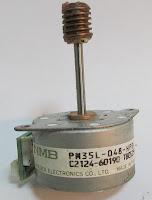 Шаговый двигатель PM35L-048-HPD4