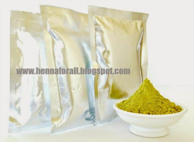 Indian Red Raj Henna Powder