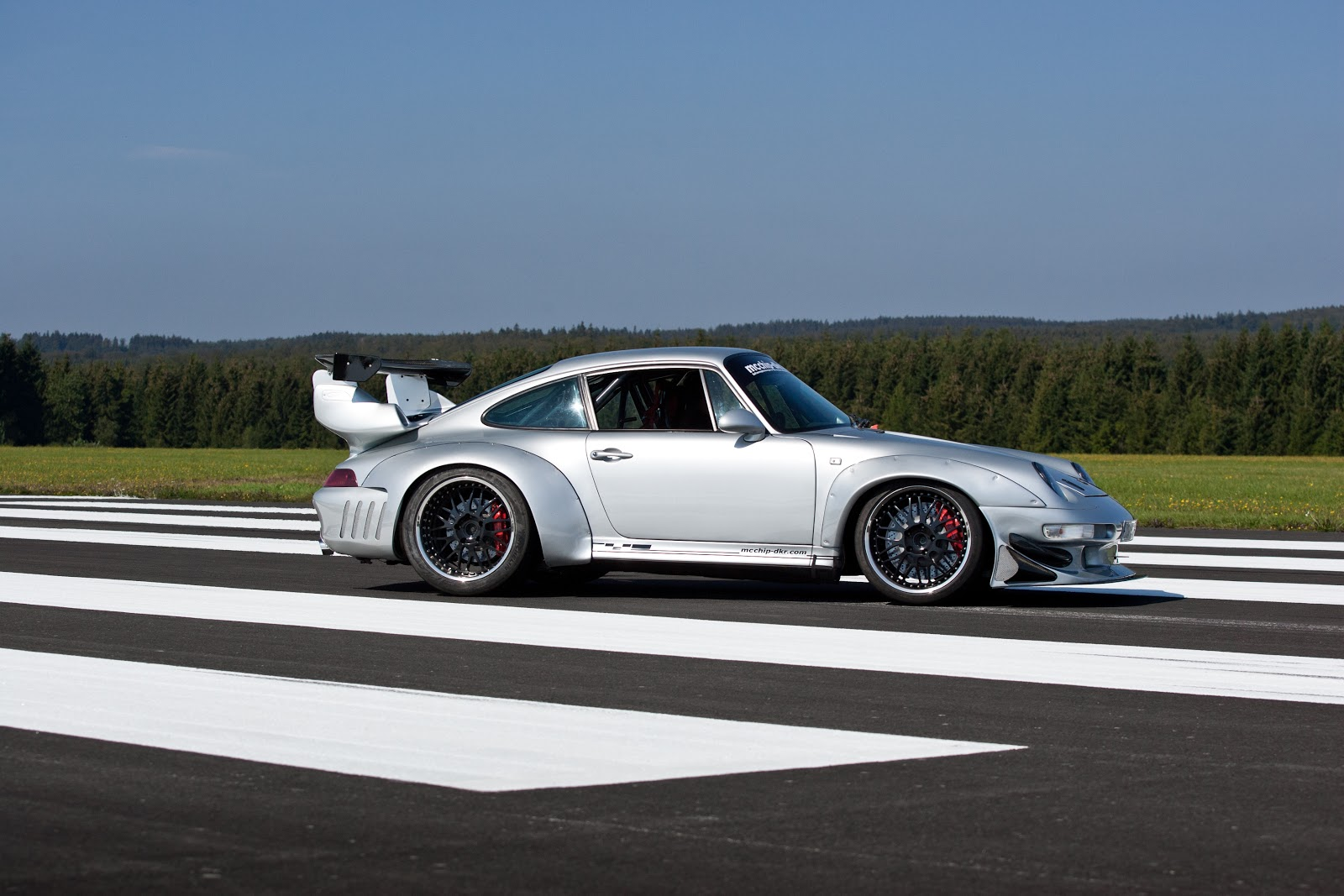 Davide458italia Porsche 993 Gt2 Turbo 3 6 Widebody Mc600