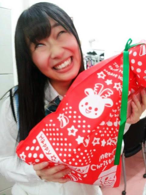 Rino Sashihara funny photo