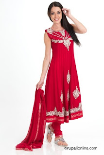 Embroidered-Pishwas-Frock-Style