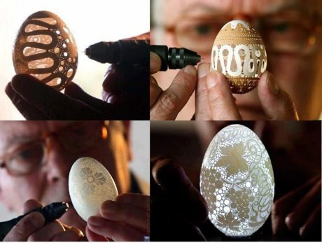 Awesome Egg Art