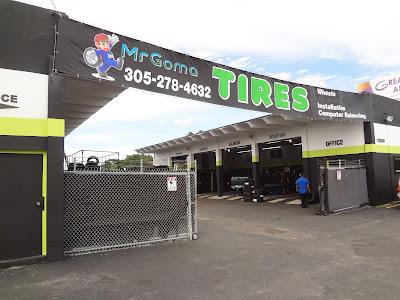 South Miami Tire Shop (US1)