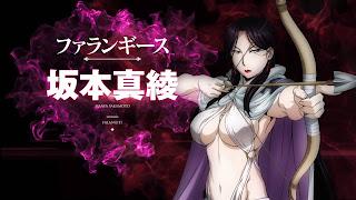 Anime Action Terbaik Arslan Senki Farangis