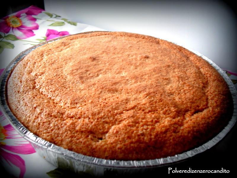 torta di nocciole senza farina e senza grassi
