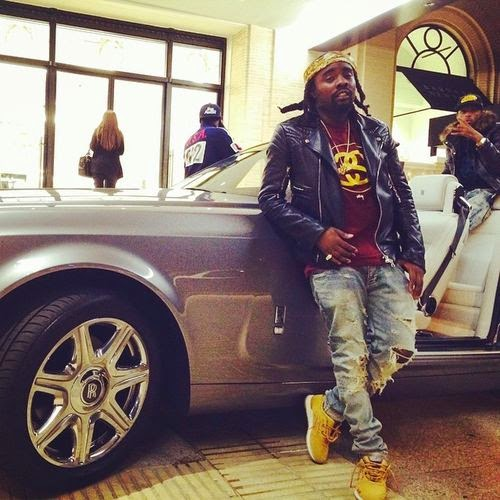 NEW MUSIC: Wale - The Chess Match