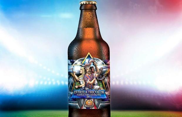 Cerveja Estrela Tricolor