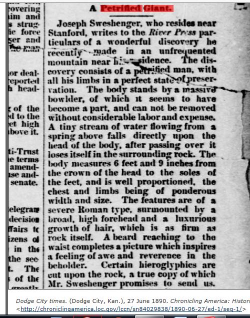 1890.06.27 - Dodge City Times