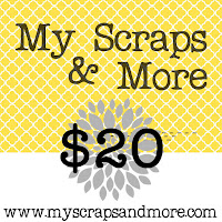 August Prize ~ Sponsor My Scraps & More