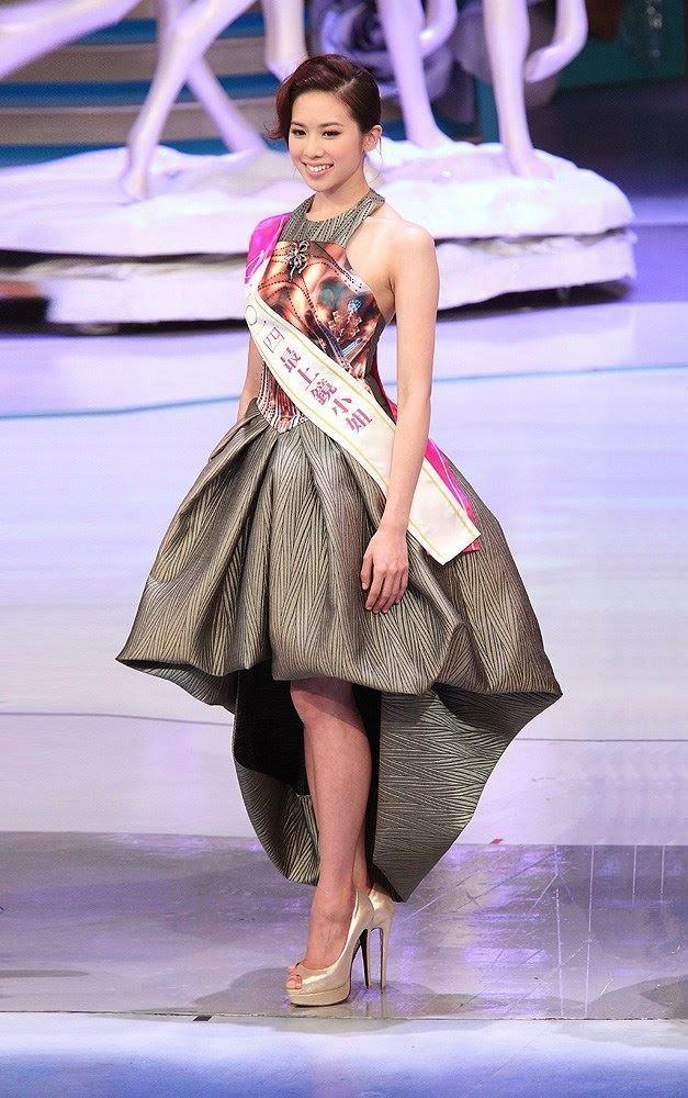 Miss Hong Kong 2014 Veronica Shiu