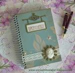 Caderno Vintage