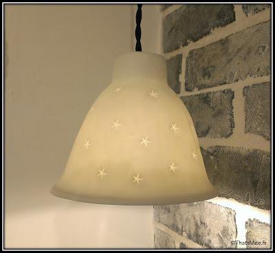Heven concept store Boulogne 92, suspension lampe etoiles enfants