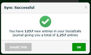 tutorial socialsafe - licença socialsafe
