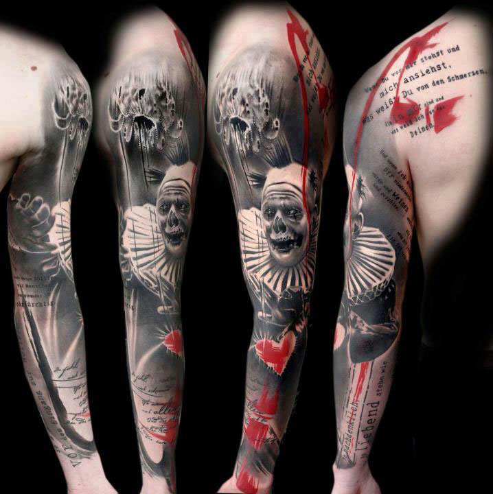 Creative Tattoos Tattoo Sleeve Ideas