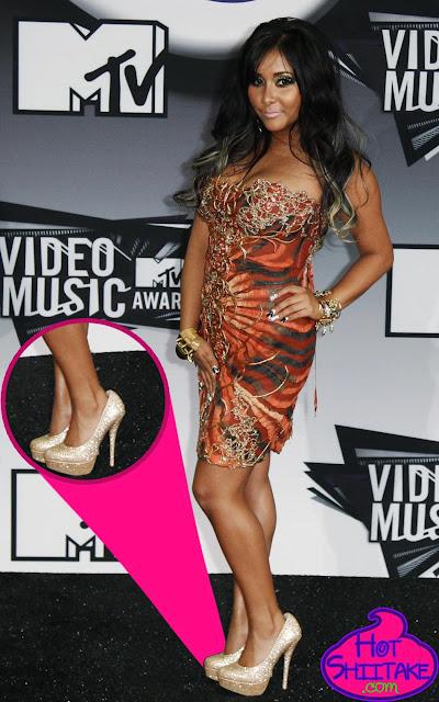 Snooki MTV VMAs