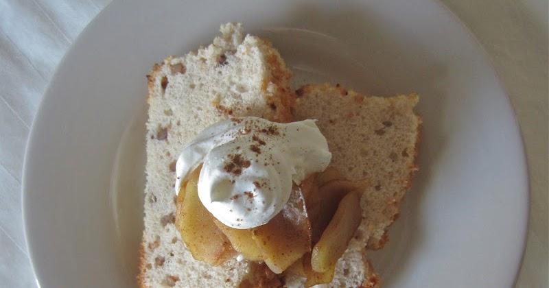 Topping For Angel Food Cake Homemade