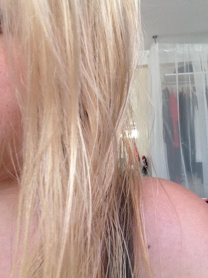 Les Carnets Desmee Test 2 Garnier Belle Color 111 Blond Très
