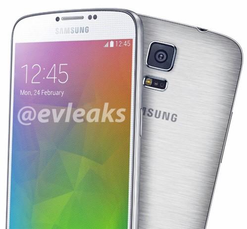 Una presunta immagine di Galaxy F ovvero Samsung Galaxy S5 Prime?