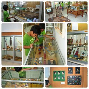 Koleksi Museum Anak Kolong Tangga