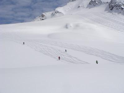 Alta Ruta Silvretta. Austria