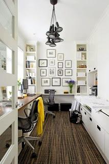 Căn chung cư cao cấp masteri thảo điền với tông đen trắng truyền thống