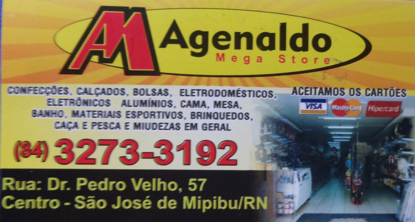 Agenaldo Variedades