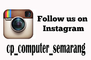 Follow Instagram kami