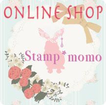 OnlineSHOP Stamp*momo