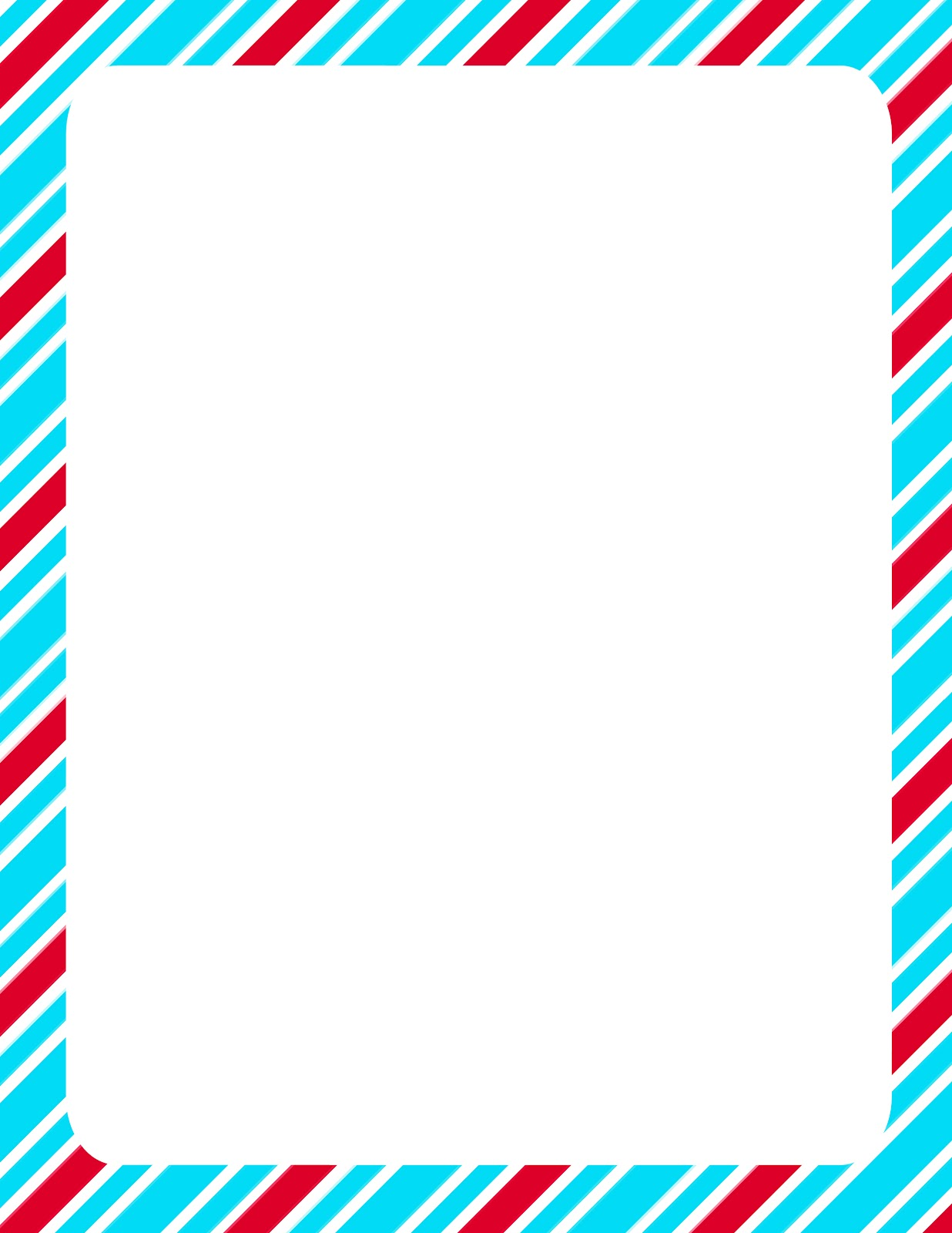 dr seuss writing paper borders