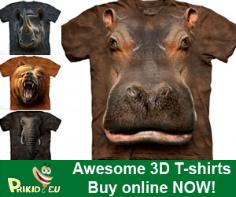 Kiboko T-shirts