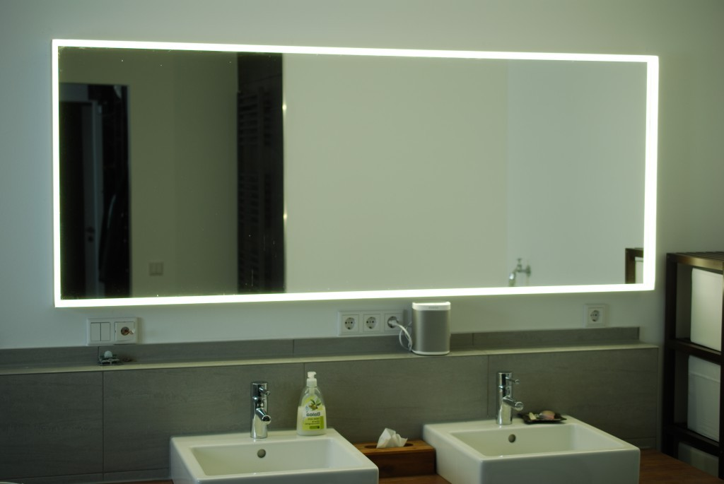 Schminkspiegel mit beleuchtung ikea hause dekoration ideen - Ikea badezimmer lampe ...