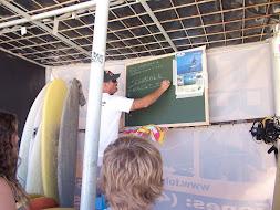 Aulas de Orientaçao Oceanografica