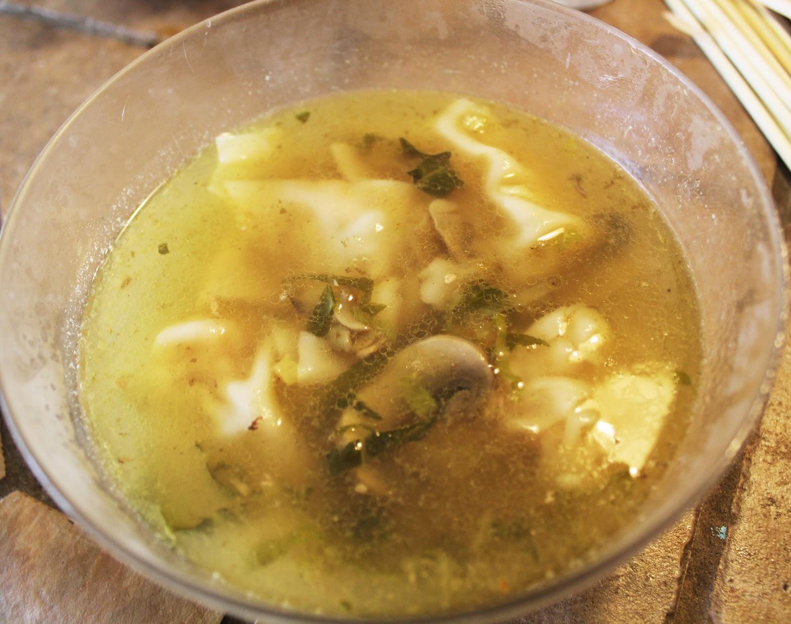 Co.: Home Made Wonton Soup (And Dimsum)