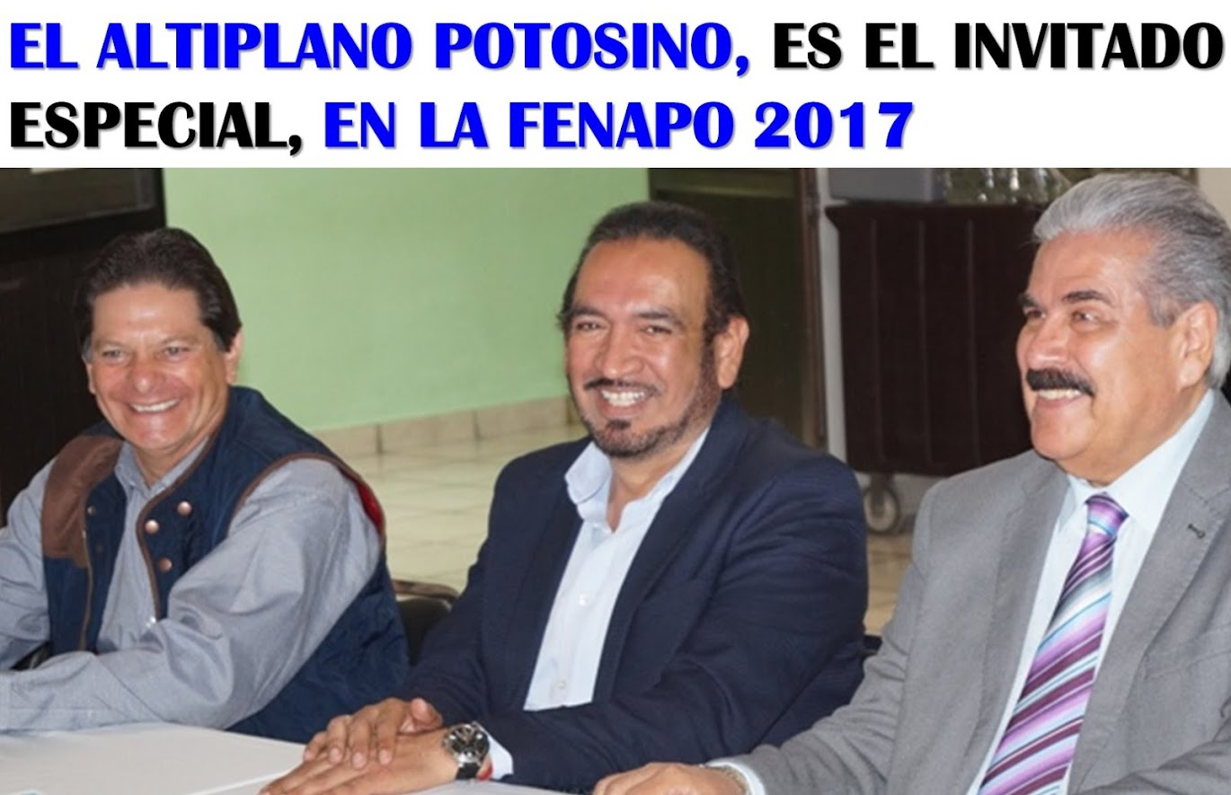 FENAPO 2017: LA MEJOR FERIA DEL VERANO EN MÉXICO, Y EN EL MUNDO. A POCO NO.