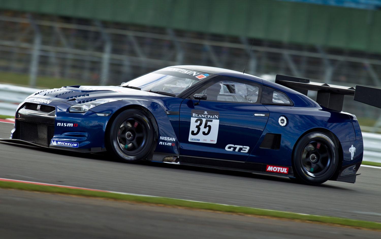 Nissan GT-R GT3, Nismo, wyścigi, racing, Godzilla, tor wyścigowy