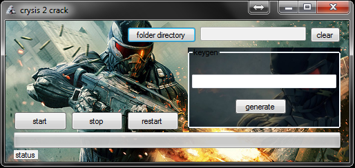 Crysis 3 Free Origin CD Key Generator 4. 96. . Crysis 2 serial key and cra