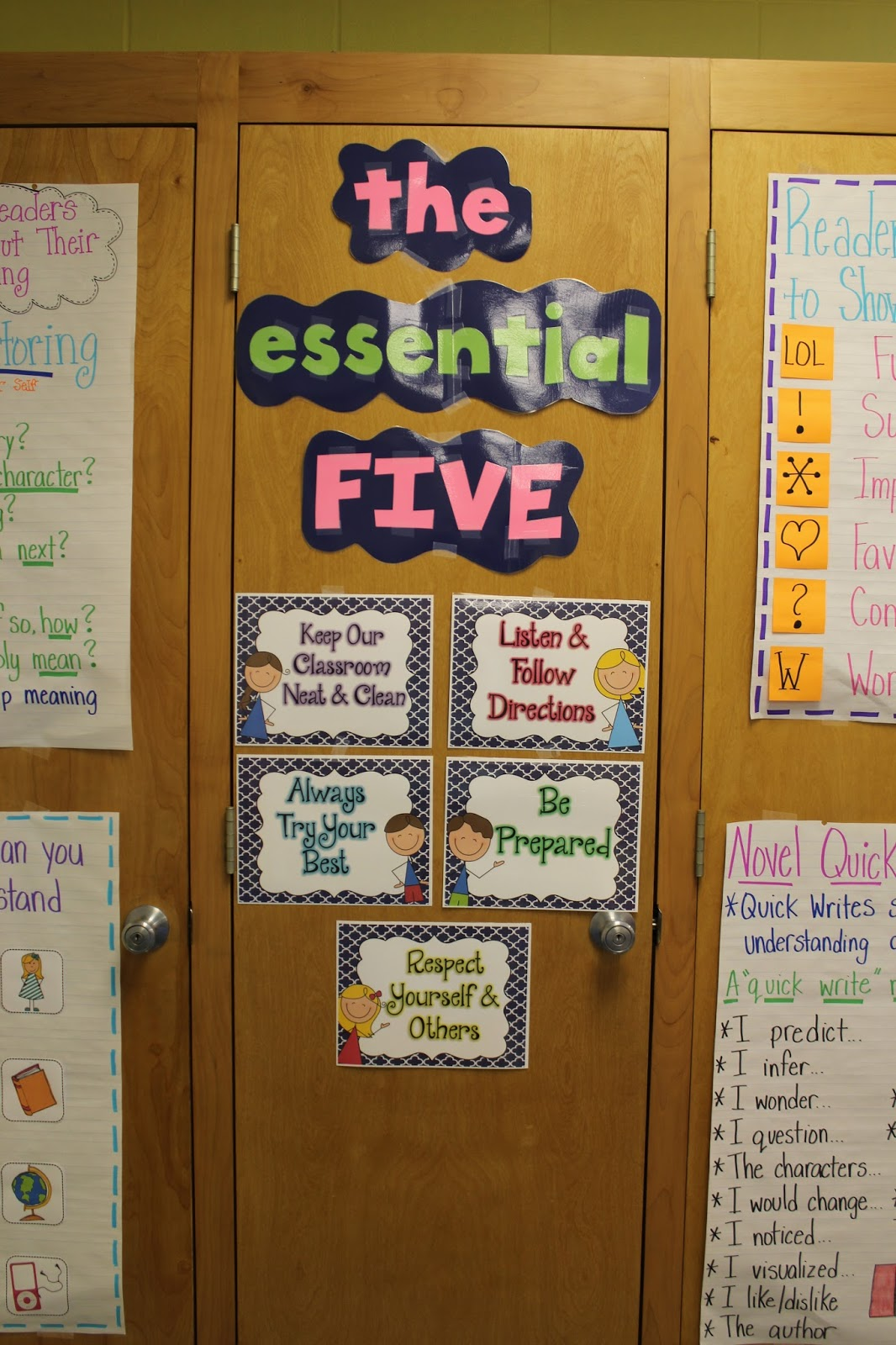 Classroom Decor For Grade 5 ~ Classroom makeover week two life in fifth grade