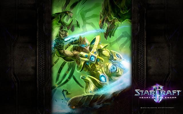 Zealot - StarCraft II : Heart of the Swarm