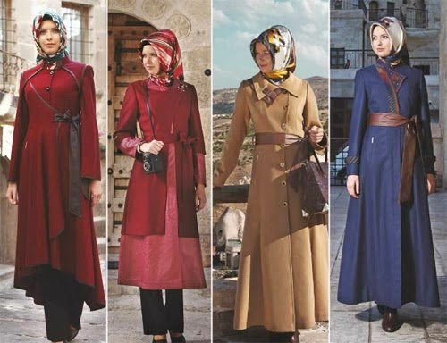 Baju Muslim Modern Terbaru Oktober 2014