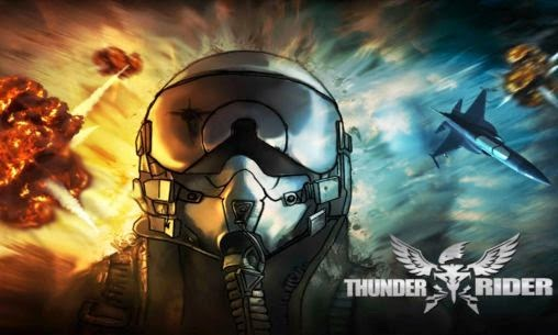Download Thunder rider: First Flight Android Apk + Data
