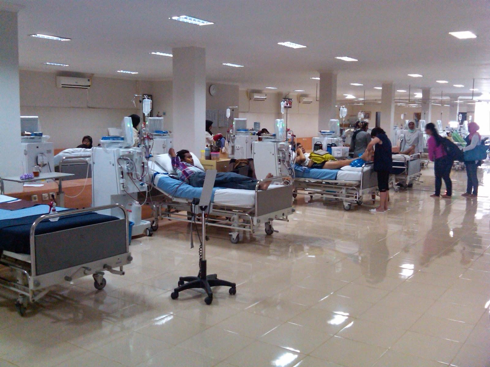 layanan hemodialisa di Rumah sakit Happy Land jogja