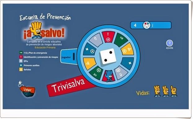 http://juegoseducativosonlinegratis.blogspot.com/2013/04/trivisalva-prevencion-de-riesgos.html